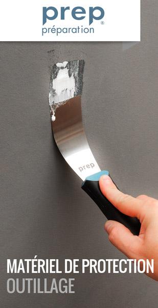 Ciret France - Prep - Outillage de préparation en peinture professionnelle et de protection du support