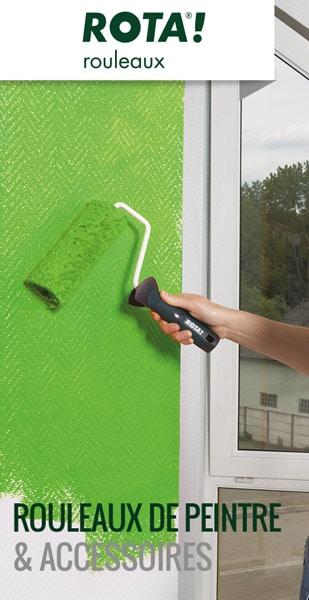 Ciret France - Rota - Manchons, rouleaux, stations de nettoyage des outils de peinture professionnelle