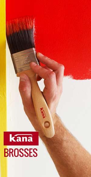 Ciret France - Kana - Brosses et pinceaux de peinture professionnels