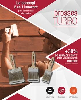 Outils Ciret - Brosses Turbos – Kana - Ciret