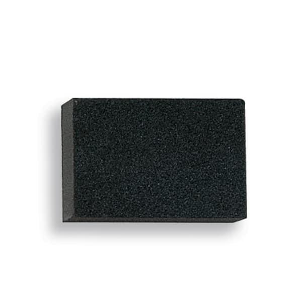 Eponge Abrasive deux faces – Eponge Abrasive deux faces.Taille : 100mm x 25 mm x 70mm. Pour ponçage bois