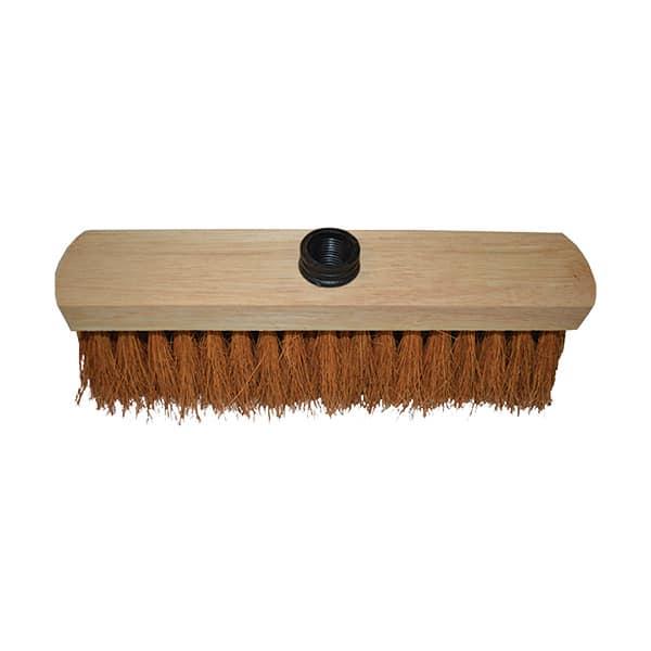 Balai Coco 29 cm – Semelle bois 29 cm