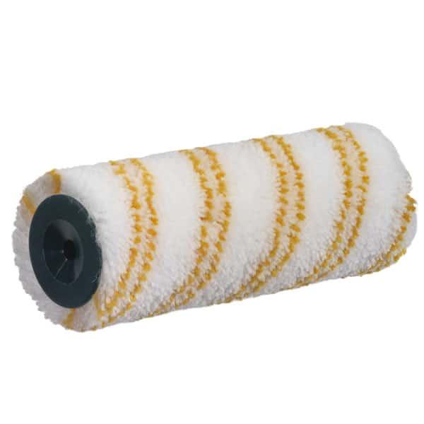 ROTAGOLD 9 Antigouttes ras Peintures Marines – Polyamide fil continu 9 mm. Excellent pouvoir absorbant et couvrant. Pas de perte de fibres. Bouts biseautés