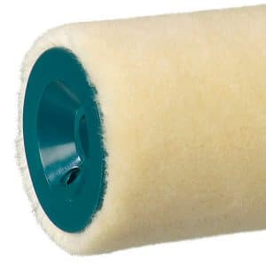 Zoom VELOURS Laqueur - Pure laine 4 mm. Travaux soignés. Aspect tendu. - MANCHONS & ROULEAUX - Ciret