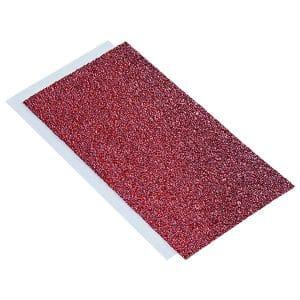 Papier Abrasif pour Taloche à Polir - Velcro