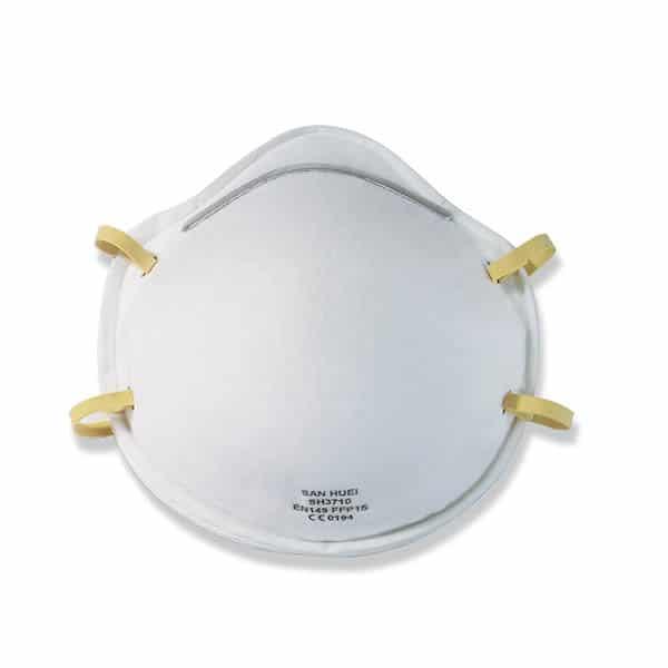 Masque de Protection FFP1 – Lot de 20 – EN 149:2001 + EN A1:2009 – CE0194