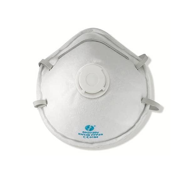 Masque de Protection FFP2 – Lot de 10 – EN 149:2001 + EN A1:2009 – CE0194