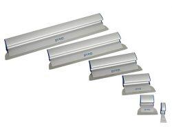 Couteaux à Enduire Flexo' Prep - Support Aluminium