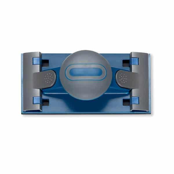 Cale à Poncer Poignée Bi-matière – Semelle polypropylène. Poignée Bi-matière. Fixation de l'abrasif par serrage à clip. – Ciret