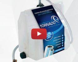 nouvelle vidéo nettoyeur de rouleaux tornado